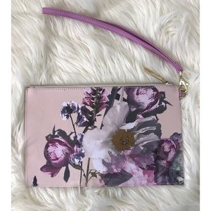 TED BAKER LONDON clutch NEW